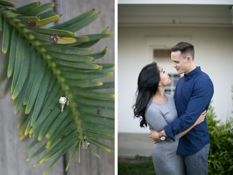 Presidio Engagement Photographer