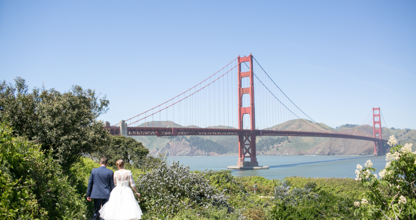 SF Elopement Photographer