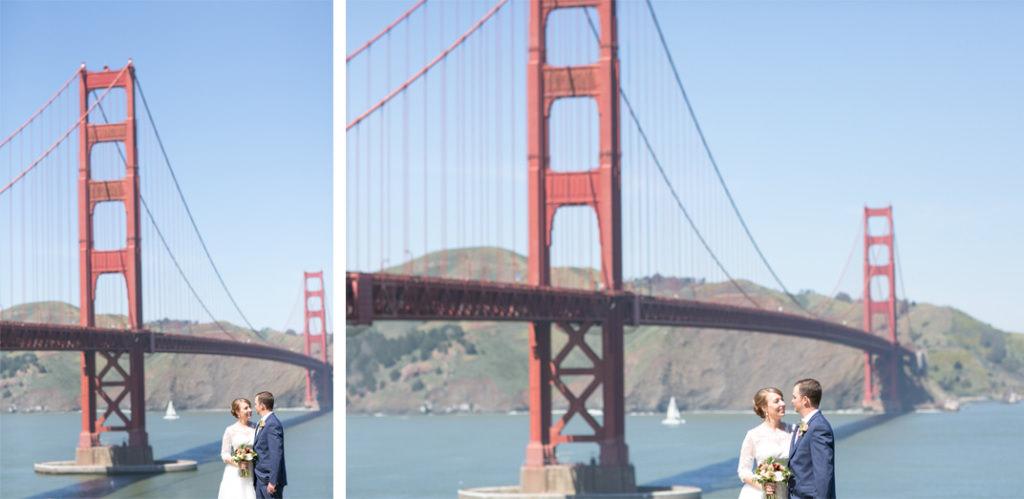 SF Elopement Photographer