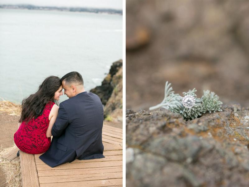Sausalito Engagement Photographer