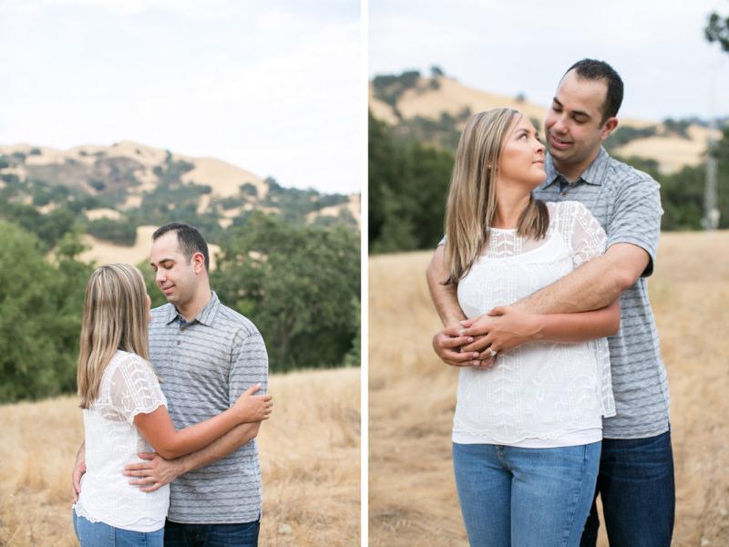 Pleasanton Engagement Photographer
