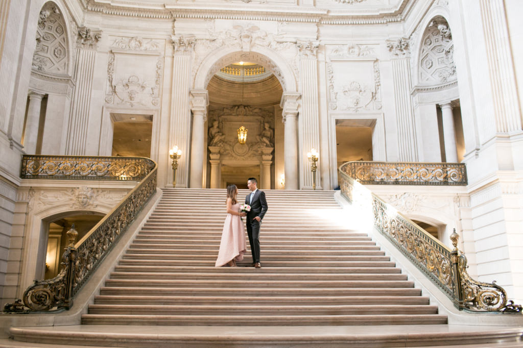 San_Francisco_City_Hall_Engagement_Photographer-3