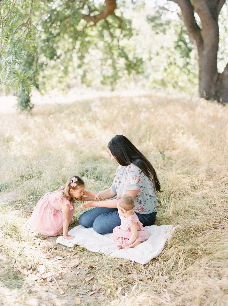 Walnut Creek Family Photographer